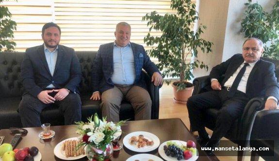 ALTSO Ankara'nın ağır misafirleri
