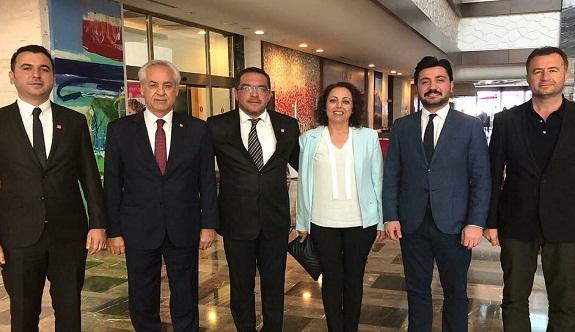 CHP'nin Alanya aday adaylarının Antalya çıkarması