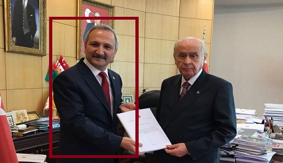 MHP'nin ithal adayı Ankaralı, Antalya'da yerini korudu. Alanya'ya oy istemeye geliyor...!