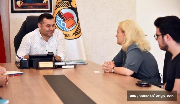 Sayın başkan, Alanya'da engeller kaldırılmış; TEŞEKKÜRLER