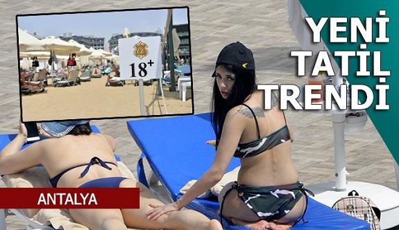 Turizmde yeni moda