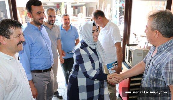 """AKP'li Çelik, """"Dünya turizm liginde ilk 5'e girmeyi hedefliyoruz"""""""