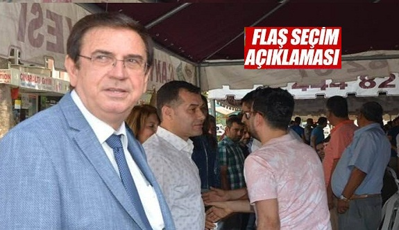 MHP'nin Alanya adayı seçimi değerlendirdi