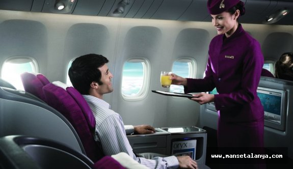 Qatar Airways Türkiye'nin tatil cenneti Antalya'da