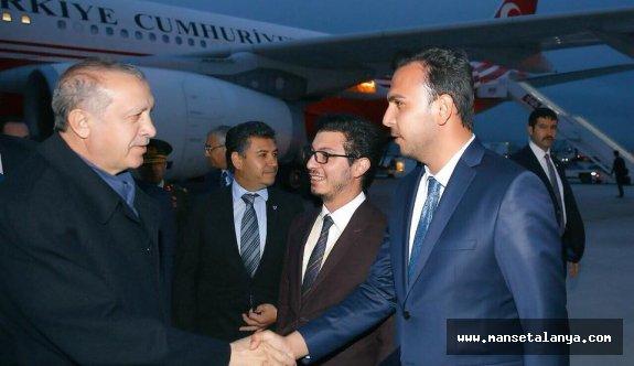 Toklu'dan Erdoğan daveti