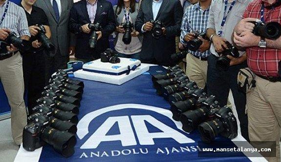 Türkiye seçim sonuçlarını AA'dan öğrendi