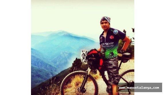 Alaiye'den Sultan Alaaddin'e Bisikletle Vefa Turu