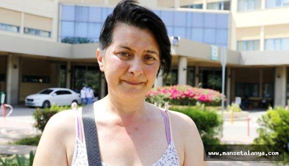 Ankara'da Tedaviye Alındı