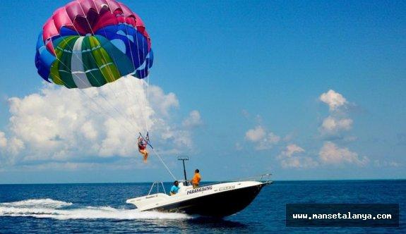 Su sporlarında öncüyüz