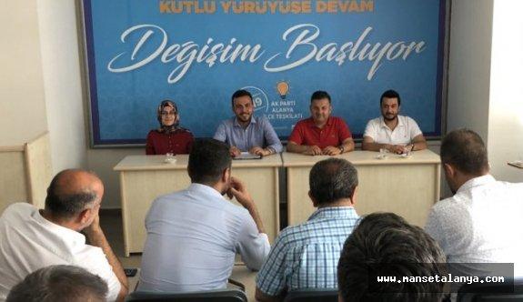 Toklu'dan yerel seçim açıklaması