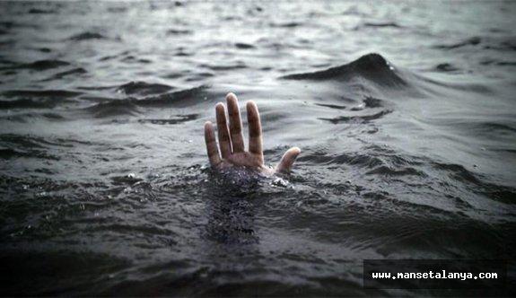 Alanya'da denize giren Rus turist boğuldu