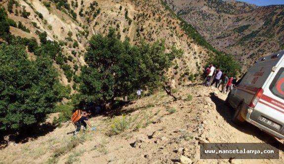 Alanya'da feci kaza: 2 ölü