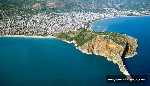 """Alanya Kalesi, Unesco'da """"Kalıcı"""" Olmak İstiyor"""