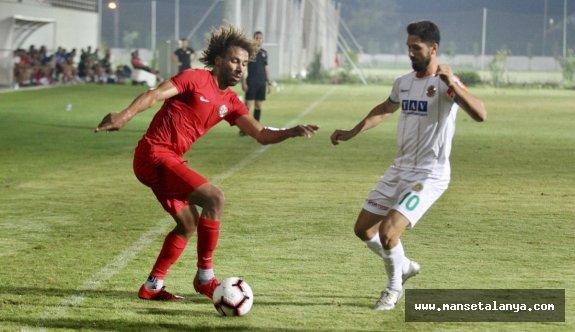 Alanyaspor, Antalyaspor'u son dakikada yıktı
