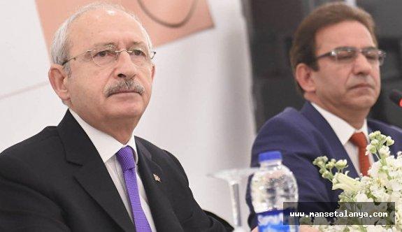 CHP Antalya'da faturayı kesti