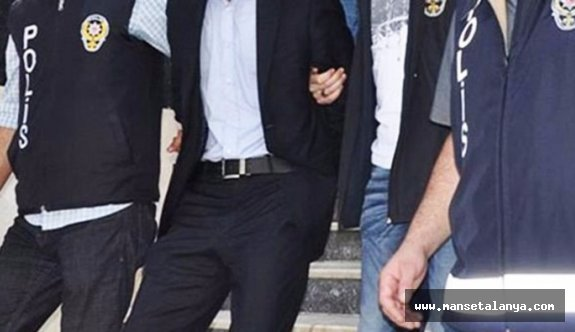 Alanya'da suç örgütüne operasyon