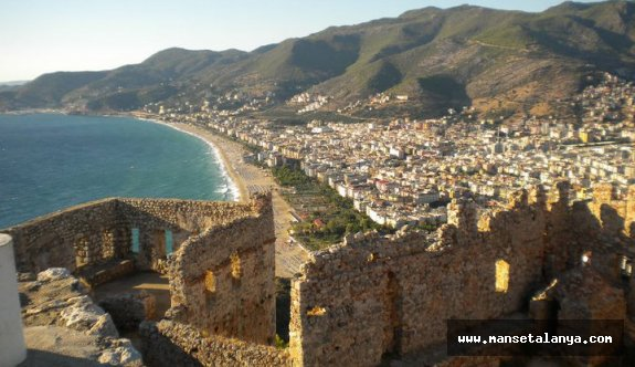 Alanya'daki Osmanlı karakolu: Ehmedek Kalesi