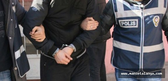 Alanya polisi yakalar...!