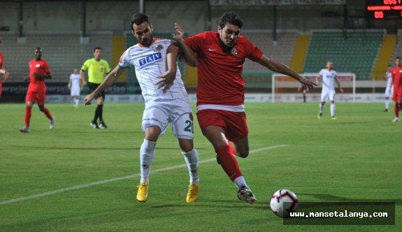 Alanyaspor 1- Antalyaspor 1