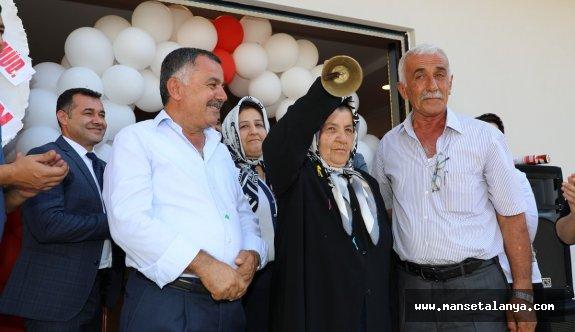 Nezihe Türktaş ortaokulu merhaba dedi