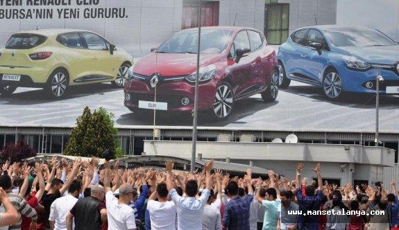 Renault'dan 4 haftalık 'üretim durdurma' kararı