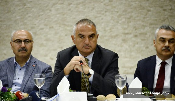 Turizm bakanı: Otellerde belgelendirme değişecek