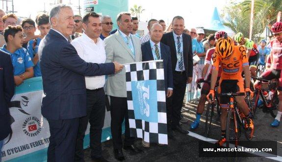 Alanya-Antalya etabı start aldı