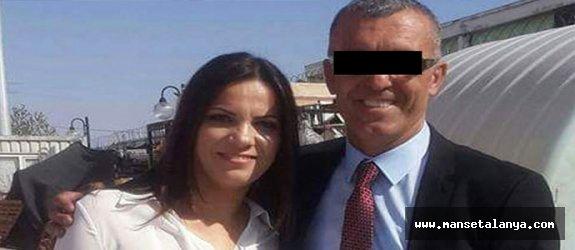 Alanya'da eşini öldüren koca Konya'da tutuklandı