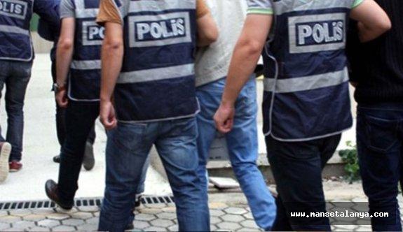 Alanya'da uyuşturucu operasyonuna tutuklama