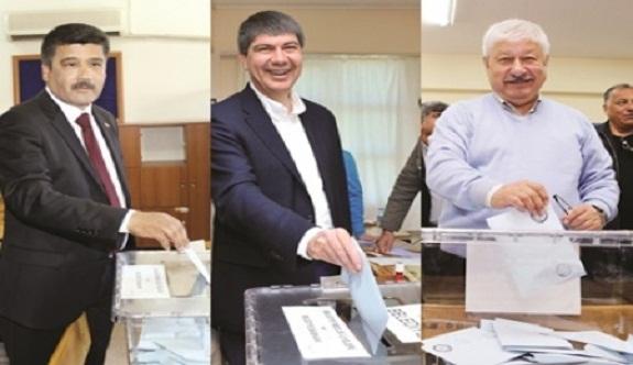 Antalya 2014 yerel seçim sonuçları