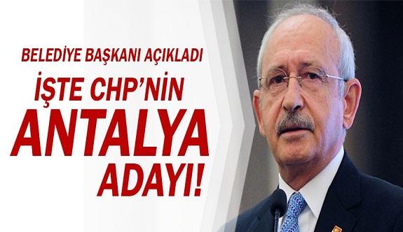 Antalya'da seçim hareketliliği..