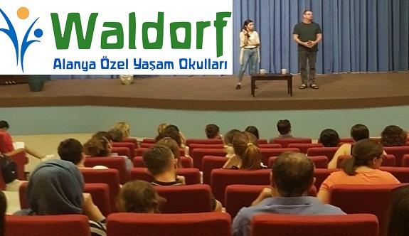 Dijital dünya'nın kapıları Waldorf özel yaşam okulu'da aralandı