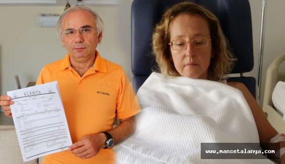 Diş hekimi hatalı müdahale sonrası komaya girdi iddiası