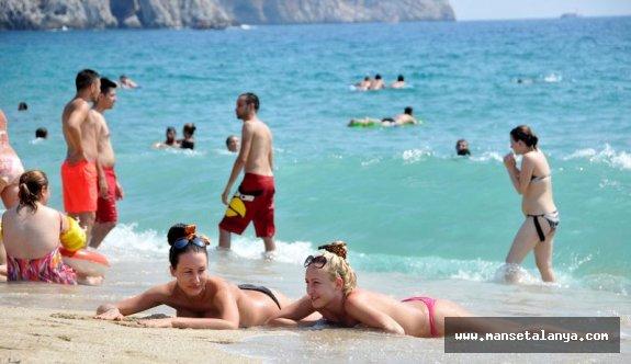 İşte bu yıl Alanya ve Antalya'ya turist gönderen ülkeler