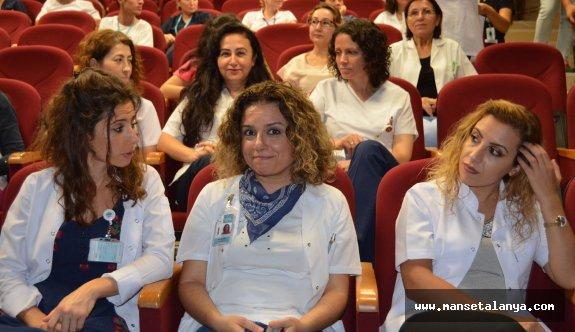 Sağlık çalışanlarına hasta güvenliği eğitim