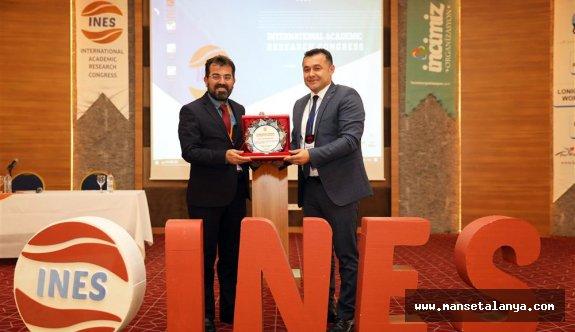 4. Uluslararası İNES kongresi Alanya'da başladı