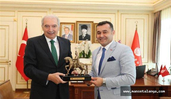 Alanyalı Mevlüt Uysal, Antalya'ya kaydırılabilir...