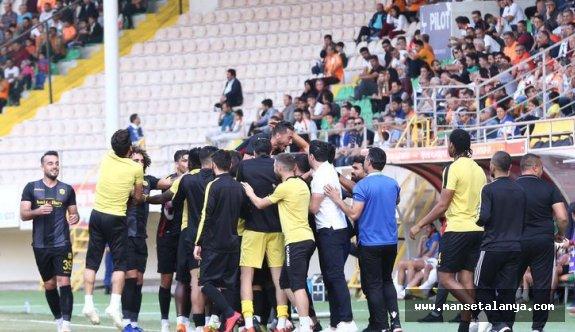 Alanyaspor -  Malatyaspor maç sonucu: 0-1