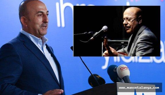 Bakan Çavuşoğlu hem dinledi hem söyledi