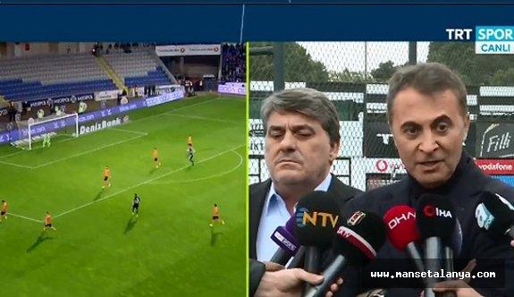 Beşiktaş'tan Alanyaspor'a tepki