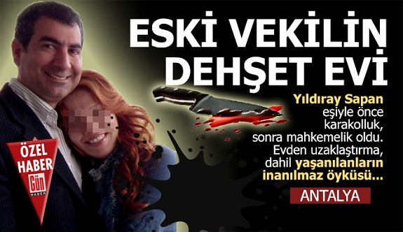 CHP'li eski Antalya milletvekili Yıldıray Sapan; 'Bıçaklandım'