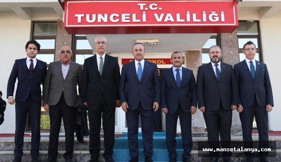 Dışişleri Bakanı Çavuşoğlu: Enerji güvenliğimizin güçlendirilmesi şart