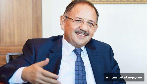 Mehmet Özhaseki: Çok oy almak için defolu aday göstermeyiz