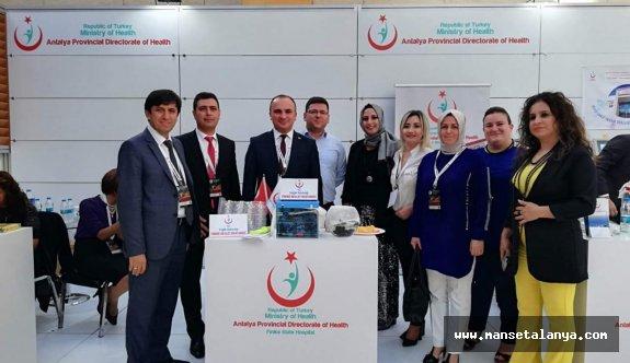 Sağlık turizmi konseyi Antalya'da toplandı