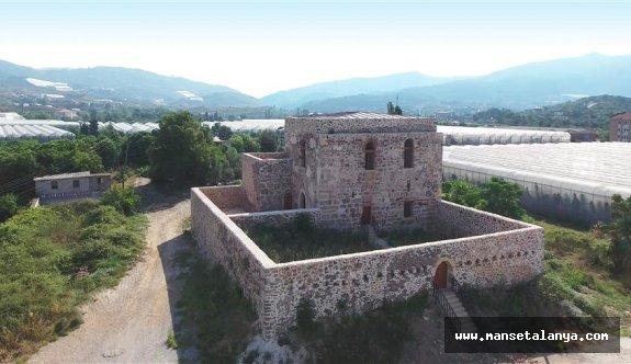 Sedre Av köşkü'ne tarihi kentler birliğinden ödül