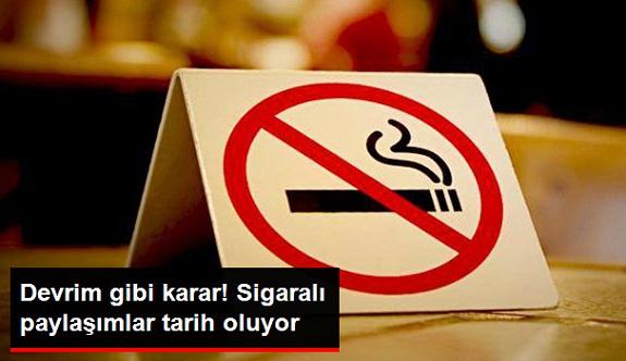 Sosyal Medyada Sigaralı Paylaşımlara Yasak Geliyor