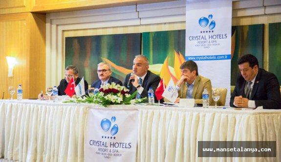 Turizm bakanından otelcilere önere