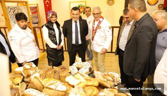 Türk ve Dünya mutfağının ünlü şefleri Alanya'da