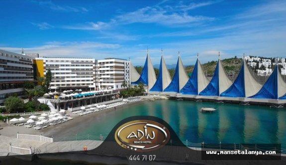 Adin BeachHotel'den Türk sporuna destek