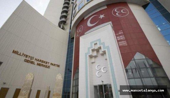 Ak Parti Antalya'da bir ilçeyi MHP'ye bırakacak...